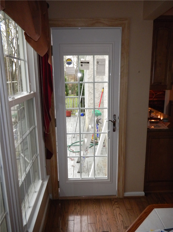 Photos Of Replacement Windows In Chester County Pa