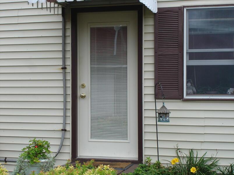 Replacement Door Glass With Built In Blinds Glass Door Ideas