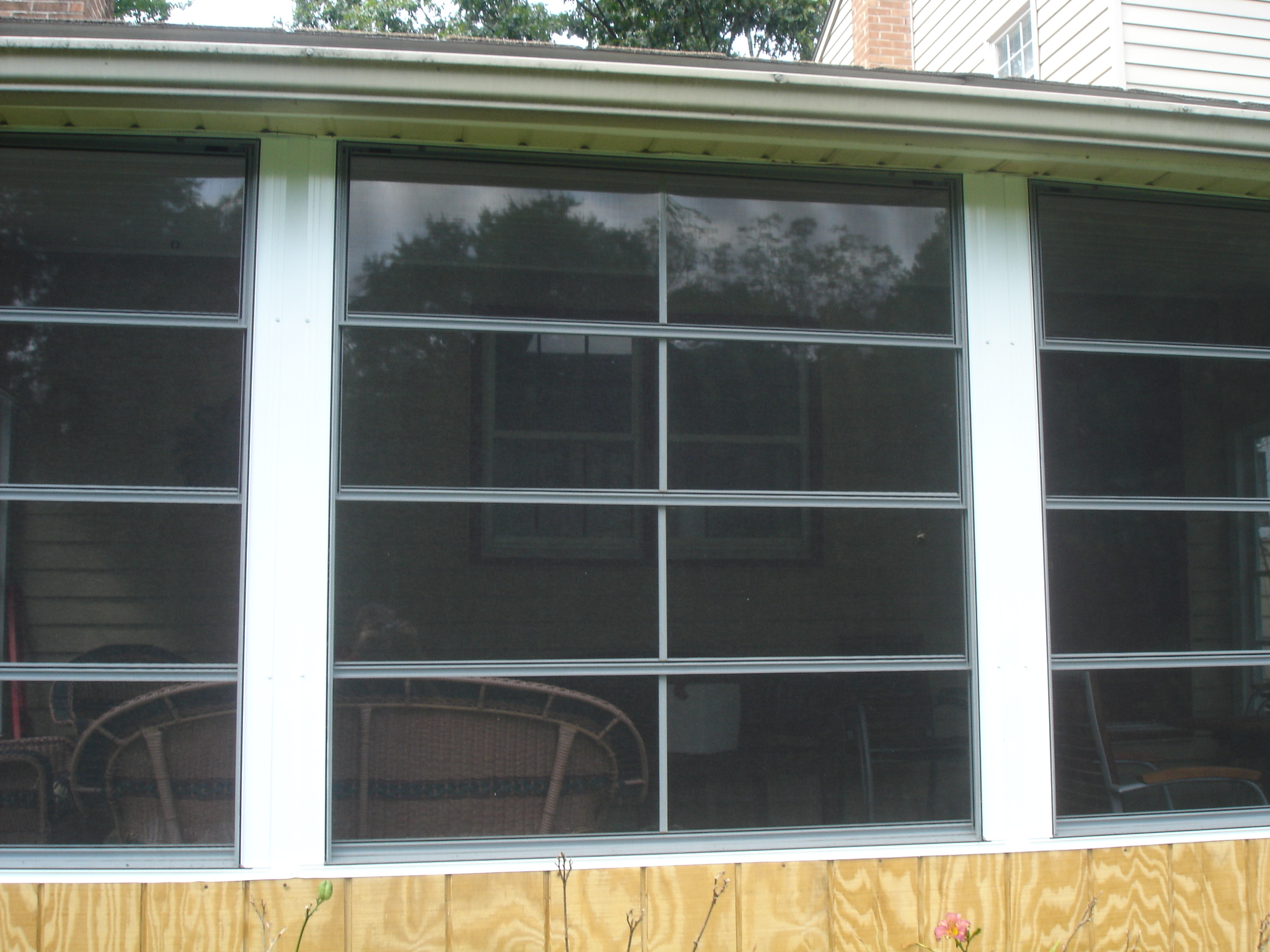 main wall view with panels slid closed