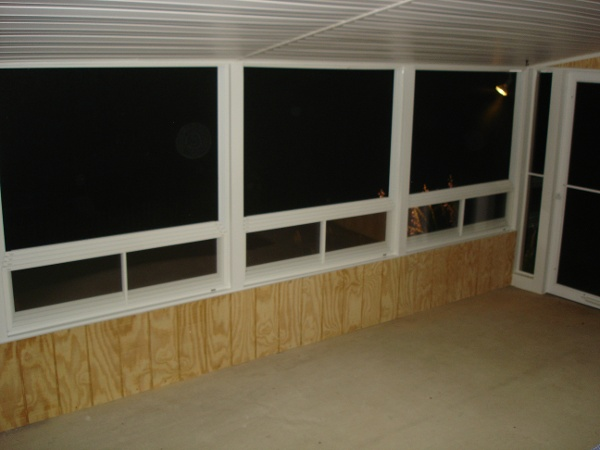 panels fully open